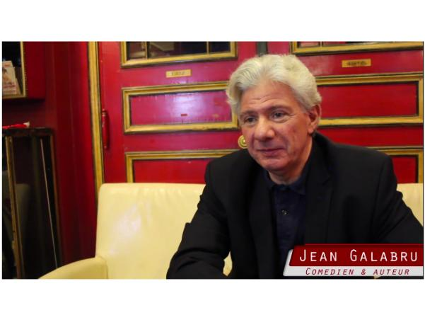 Cours Galabru : Interview de Jean Galabru